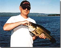 Fishing on the ottawa river for Cisco s sportfishing fish count